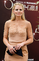 Jennifer Morrison attends Photocall - 54th Monte-Carlo TV Festival - Monaco