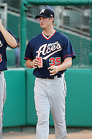 Charles Brewer - 2012 Reno Aces (Bill Mitchell)
