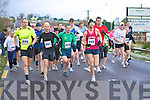 The runners take off at the Jingle Run in Killorglin on Saturday