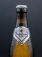 Cerveza Weltenburger. / Weltenburger Beer. Photo: VizzorImage / Gabriel Aponte / Staff