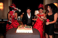 """BEVERLY HILLS - OCT 19: Ivan Amodei, Jennifer Tash at the """"Intimate Illusions"""" headliner Ivan Amodei's 400th show celebration at the Beverly Wilshire Hotel on October 19, 2013 in Beverly Hills, California"""