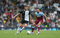 Fulham's Tom Cairney and West Ham United's Robert Snodgrass<br /> <br /> Photographer Rob Newell/CameraSport<br /> <br /> Football Pre-Season Friendly - Fulham v West Ham United - Saturday July 27th 2019 - Craven Cottage - London<br /> <br /> World Copyright © 2019 CameraSport. All rights reserved. 43 Linden Ave. Countesthorpe. Leicester. England. LE8 5PG - Tel: +44 (0) 116 277 4147 - admin@camerasport.com - www.camerasport.com