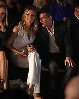 MIAMI, FL - MAY 30: Nicole Kimpel, Antonio Banderas seen at the Rene By RR Runway show during Miami Fashion Week at the Ice Palace Studios on May 30, 2019    <br /> CAP/MPI04<br /> ©MPI04/Capital Pictures