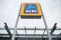 2016 07 21 Aldi store, Haverfordwest, Wales, UK
