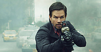 Mile 22 (2018) <br /> Mark Wahlberg <br /> *Filmstill - Editorial Use Only*<br /> CAP/MFS<br /> Image supplied by Capital Pictures