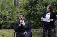 Professor Fabio Attorre, Direttore dell'Orto Botanico di Roma<br /> <br /> The Living Chapel è una Cappella Vivente come luogo di profonda armonia tra natura, musica, arte, architettura e umanità. <br /> The Living Chapel  è un giardino verticale nel quale sono inseriti in maniera temporanea 3.000 giovani alberi che al termine dell'estate saranno donati per il recupero di aree verdi e per la creazione di nuovi giardini. <br /> Ispirato al programma delle Nazioni Unite, l'Agenda 2030 per lo Sviluppo Sostenibile, e all'Enciclica 'Laudato Si', progettato da un team internazionale di architetti, musicisti e artisti. <br /> L'Orto botanico di Roma è uno dei partner di questa iniziativa, contribuendo ad ospitare ed allestire la Cappella Vivente.<br /> <br /> THE LIVING CHAPEL<br /> The Living Chapel is a place of profound harmony between nature, music, art, architecture and humanity.<br /> The Living Chapel is a vertical garden in which 3,000 young trees are placed temporarily, which at the end of the summer will be donated for the recovery of green areas and for the creation of new gardens.<br /> Inspired by the United Nations program, the 2030 Agenda for Sustainable Development, and the Encyclical 'Laudato Si', designed by an international team of architects, musicians and artists.<br /> The Botanical Garden of Rome is one of the partners of this initiative, helping to host and set up the Living Chapel.