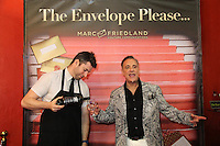 Billy Ray, Marc Friedland <br /> at the Making of the Iconic Oscar Winners Envelope, Marc Friedland Couture Communications, Los Angeles, CA 02-26-14<br /> David Edwards/DailyCeleb.Com 818-249-4998
