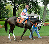 Unlimited with Paul Madden before The Gentleman International Fegentri Race at Delaware Park on 9/3/11