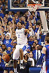 UK guard James Young after a dunk during the second half of the UK basketball game vs. Boise State on Tuesday, December 10, 2013, in Lexington, Ky. Photo by Kalyn Bradford | Staff