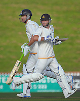 131110 Plunket Shield Cricket - Wellington Firebirds v Central Stags