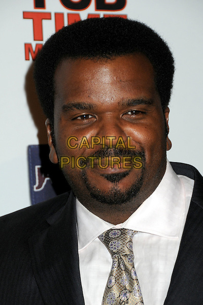 "CRAIG ROBINSON.""Hot Time Time Machine"" World Premiere Party held at the Cabana Club, Hollywood, California, USA..March 17th, 2010.headshot portrait black white goatee facial hair.CAP/ADM/BP.©Byron Purvis/AdMedia/Capital Pictures."