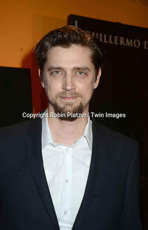 "director Andy Muschietti attends the ""Mama"" special  screening at the Landmark's Sunshine Cinema on January 7, 2013 in New York City. .The movie stars Jessica Chastain, Nikolaj Coster-Waldau, Megan Charpentier and Isabelle Nelisse."