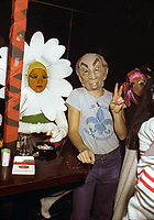 Party d'Halloween 1979 a la discotheque 1234 (De La Montagne<br /> <br /> <br /> PHOTO : Agence Quebec Presse<br /> <br /> Party d'Halloween 1979 a la discotheque 1234 (De La Montagne<br /> <br /> <br /> PHOTO : Agence Quebec Presse