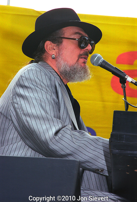 Dr. John, 9/20/99, San Francisco Blues Festival