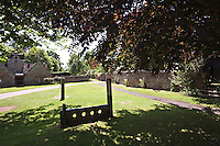The old stocks on the village green..©shoutpictures.com..john@shoutpictures.com
