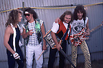VAN HALEN Van Halen, Donnington Monsters of Rock 1984 Donnington 1984