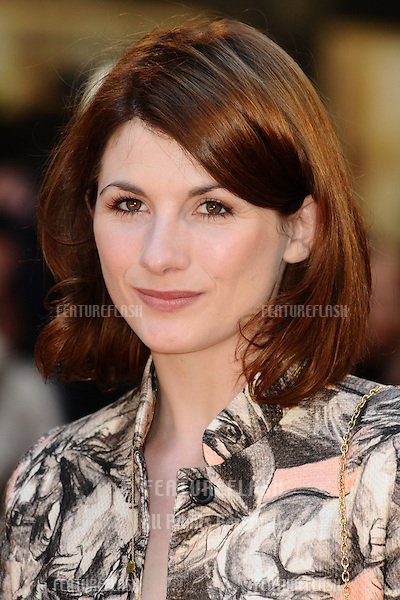 Jodie Whittaker arriving for the UK Premiere of The Two Faces of January<br /> Curzon Cinema, Mayfair, London. 13/05/2014 Picture by: Steve Vas / Featureflash