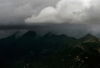 Hayden Pass summer rain clouds. Aug 2014.  813120