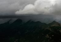 Hayden Pass summer rain clouds. Aug 2014.  813120