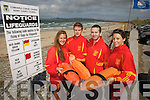 KEEPING WATCH: Banna lifeguards, Katie, Listowel , James O'Callaghan, Ballyard, James O'Connell, Tralee, Michelle Breen, Banna