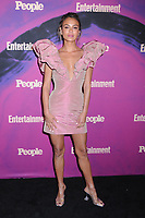 13 May 2019 - New York, New York - Natalie Kelly at the Entertainment Weekly & People New York Upfronts Celebration at Union Park in Flat Iron.   <br /> CAP/ADM/LJ<br /> ©LJ/ADM/Capital Pictures