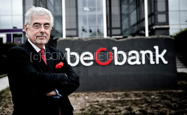 Jacques Favillier, CEO of Beobank (Belgium, 04/06/2013)