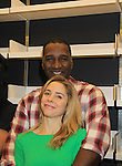 """Rehearsals for Ragtime starring One Life To Live Kerry Butler """"Claudia Reston"""" and All My Children Norm Lewis """"Keith McLean"""" & now Scandal, on February 11 next Monday February 18, 2013 for a concert at Avery Fisher Hall, New York City, New York . (Photo by Sue Coflin/Max Photos)"""
