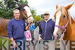 Looking for the next champion at the horse fair in Cahersiveen on Saturday were l-r; Leo McCarthy & Andrew Clifford.