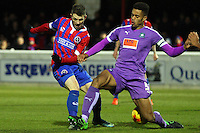 Dagenham & Redbridge vs Plymouth Argyle 28-11-15