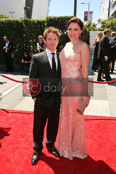 Seth Green and Clare Grant<br />