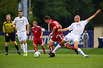 UW vs SFU Men's Soccer 08/22/2011