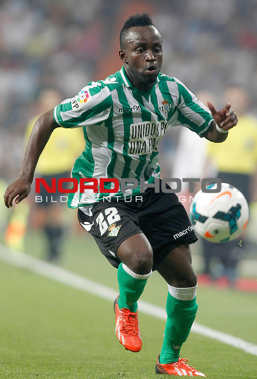 Betis' Cedrick Mabwati during La Liga match.August 18,2013. Foto © nph / Acero)