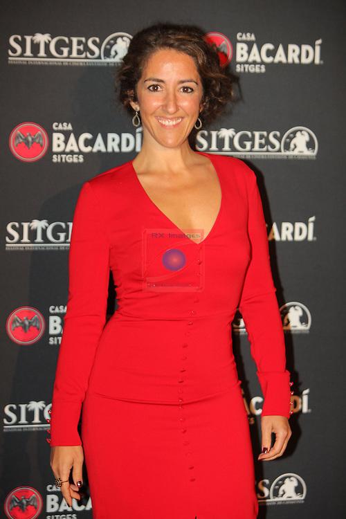 Premi Bacardi Sitges a l'Esperit Indomable 2016.<br /> Betsy Turnez.