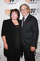 NEW YORK, NY October 05, 2017Susan Lacy, Steven Spielberg attend  55th New York Film Festival present World Premiere of HBO's Spielberg at Alice Tully Hall in New York October 05,  2017.<br /> CAP/MPI/RW<br /> &copy;RW/MPI/Capital Pictures
