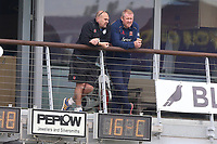Essex head coach Anthony McGrath looks on during Worcestershire CCC vs Essex CCC, Specsavers County Championship Division 1 Cricket at Blackfinch New Road on 11th May 2018