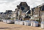 VMI Vincentian Heritage Tour: Normandy France side trip - Saint-Aubin-sur-Mer is located at the eastern side of Juno Beach, one of the landing sites on D-Day in Normandy during World War II. (DePaul University/Jamie Moncrief)