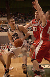 15102Basketball vs. Wisconsin 12/2001