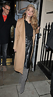 Natalie Dormer at the &quot;Venus in Fur&quot; evening performance theatre cast stage door departures, Theatre Royal Haymarket, Suffolk Street, London, England, UK, on Saturday 04 November 2017.<br /> CAP/CAN<br /> &copy;CAN/Capital Pictures /MediaPunch ***NORTH AND SOUTH AMERICAS ONLY***