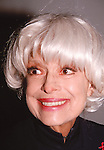 "Carol Channing attends the Opening night of ""Picnic"" at the Rounabout Theatre,New York City onApril 21, 1994."
