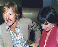 Robert Redford &amp; Liza Minelli 1983<br /> Photo By John Barrett-PHOTOlink.net / MediaPunch