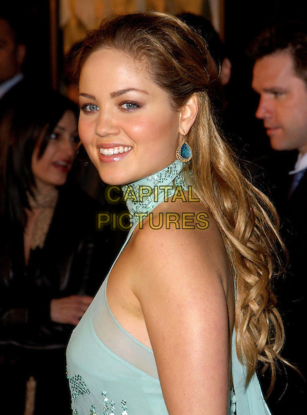 ERIKA CHRISTENSEN.The World Premiere of The Perfect Score held at The Cinerama Dome in Hollywood, California .27 January 2004                                                   .*UK Sales Only*.portrait, headshot.www.capitalpictures.com.sales@capitalpictures.com.©Capital Pictures.