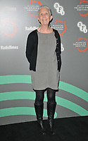 """Ann Cleeves at the """"Vera"""" BFI & Radio Times Television Festival screening & Q&A, BFI Southbank, Belvedere Road, London, England, UK, on Saturday 13th April 2019. <br /> CAP/CAN<br /> ©CAN/Capital Pictures"""