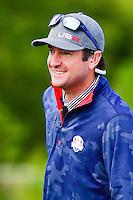 Bubba Watson (USA) during the practice round at the Ryder Cup, Hazeltine National Golf Club, Chaska, Minnesota, USA.  9/29/2016<br /> Picture: Golffile | Ken Murray<br /> <br /> <br /> All photo usage must carry mandatory copyright credit (&copy; Golffile | Ken Murray)
