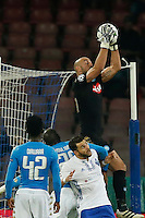 Pepe Reinaduring the Champions League Group  soccer match between SSC Napoli and   Dinamo Kiev  at the San Paolo  Stadium inNaples November 24, 2016
