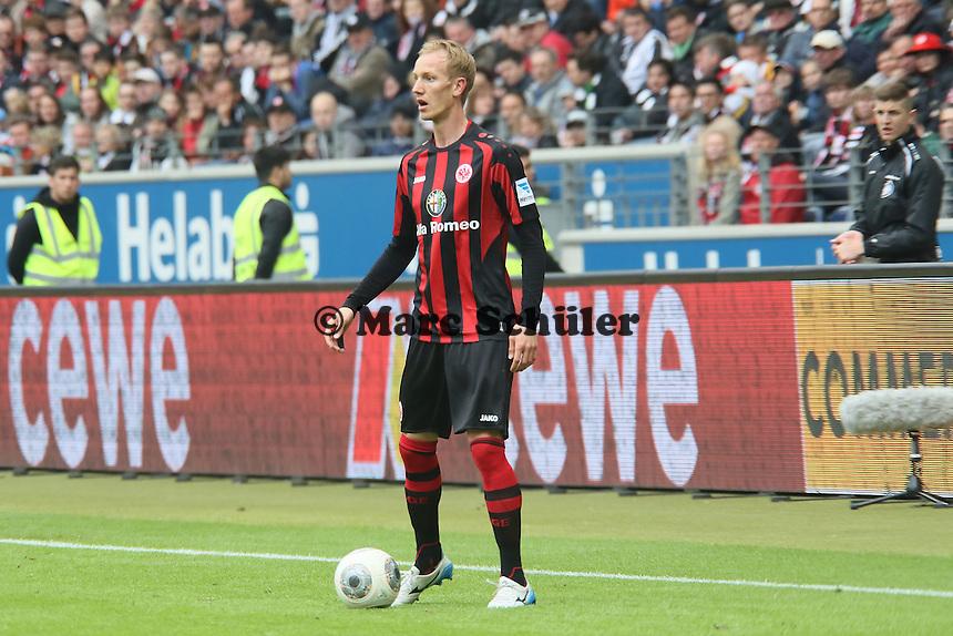 Jan Rosenthal (Eintracht) - Eintracht Frankfurt vs. Bayer Leverkusen, Commerzbank Arena