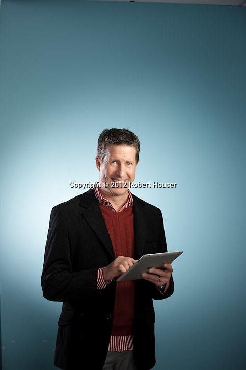 Portrait of Gene Domecus  - CFO - BookRenter.com