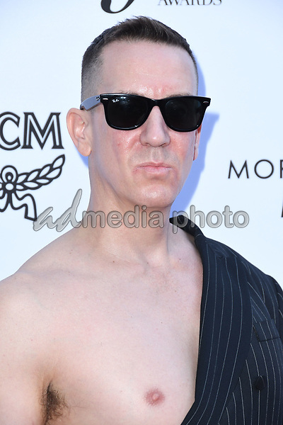 08 April 2018 - Beverly Hills, California - Jeremy Scott. The Daily Front Row's 4th Annual Fashion Los Angeles Awards held at The Beverly Hills Hotel. Photo Credit: Birdie Thompson/AdMedia