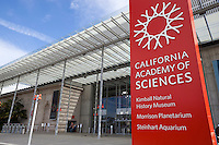 United States of America, California, San Francisco: California Academy of Sciences museum in Golden Gate Park | Vereinigte Staaten von Amerika, Kalifornien, San Francisco: California Academy of Sciences Museum im Golden Gate Park