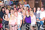 9612-9615.---------.29 and a bit.------------.Martina Quirke(front,3rd from the Rt)of Arbella,Ballymac,celebrated her 30th birthday last Friday night upstairs in the Blasket,Castle St Tralee,with many family and friend's.