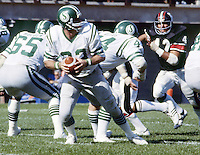Ron Lancaster Saskatchewan Roughriders quarterback. Copyright photograph Scott Grant